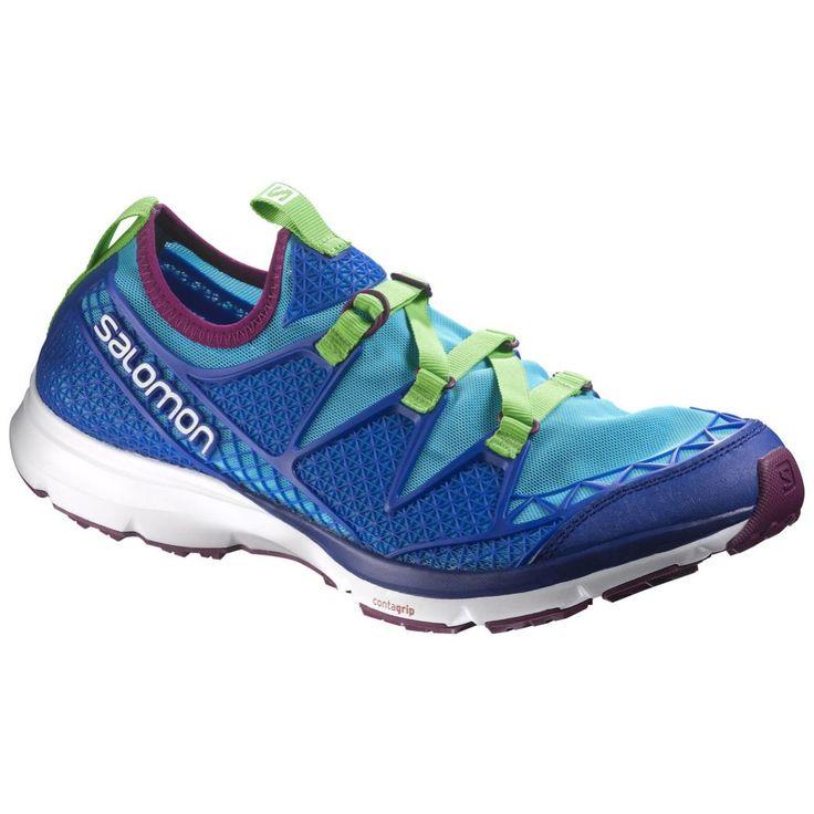 Doorout Angebote Salomon Crossamphibian women Trekking-Sandale blau,azurin blue/cobalt/mystic purple Damen Gr. 4,5 UK:…%#Quickberater%