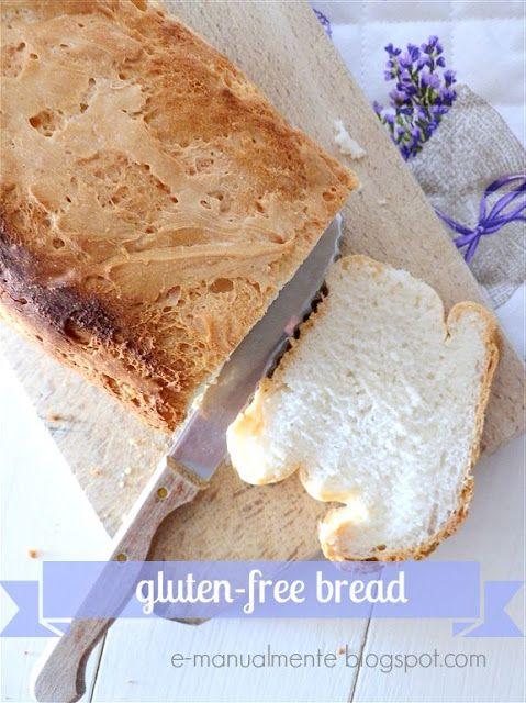PANE SENZA GLUTINE {gluten-free bread}