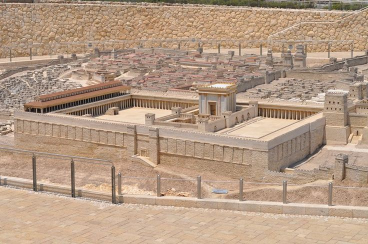 Big image of the temple mount | The Walk: Temple Mount, Shrine of the Book, Herodian, and Bethlehem