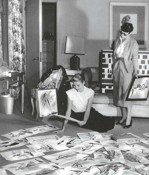 Edith Head: la diseñadora de las estrellas - Heroínas urbanas