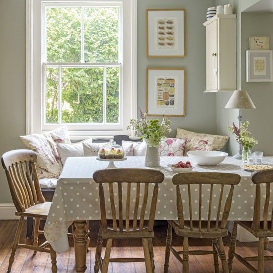 Kitchen-diner | Take a tour of this Hampshire village house | housetohome.co.uk