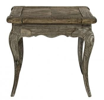 French House Side Table. A Block and Chisel Product.