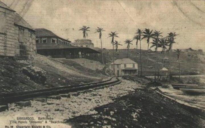 Old Bathsheba Barbados