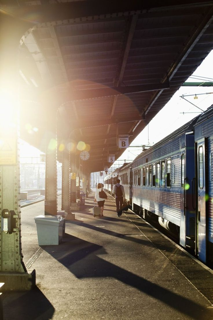 Public Transportation in Stockholm
