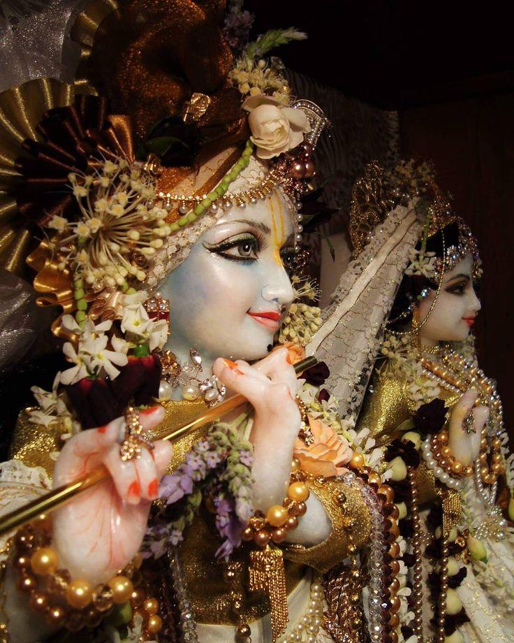 "HareKrishna on Instagram: ""Jai Shri Radhe Krishna❤️ Hare Krishna"""