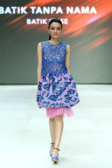 Batik Tanpa Nama (www.indonesiafashionweek.com)