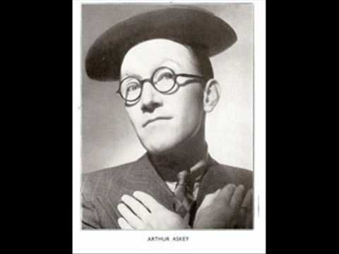 """Kiss Me Goodnight, Sergeant Major"": Another humorous British entry, this 1939 soldier's song was popularised by Arthur Askey.  10 Definitive Songs From World War Two 
