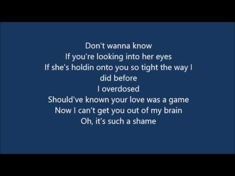 Charlie Puth (Feat Selena Gomez) - We Don t Talk Anymore (Lyrics