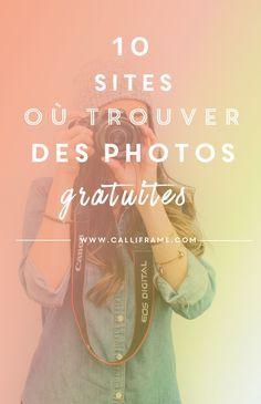 Encore de bonnes adresses pour trouver des photos pour son blog!