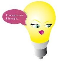 """Mascotte Lights du projet """"Energie Durable pour Tous""""™  © Azzura Lights - Tous Droits Réservés"""