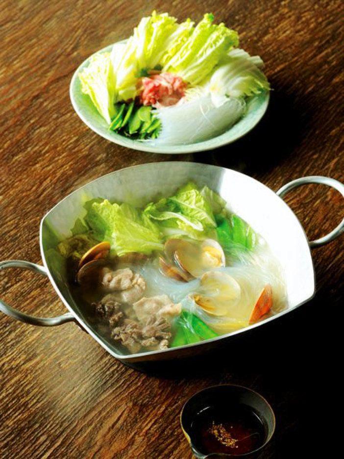 いろんな旨みが凝縮! 〆に麺やごはんを入れても◎。 『ELLE gourmet(エル・グルメ)』はおしゃれで簡単なレシピが満載!