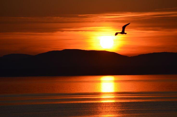 17 meilleures id es propos de couchers de soleil sur - L heure du coucher du soleil aujourd hui ...