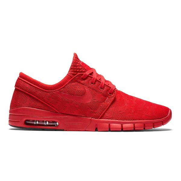 The Nike Stefan Janoski Max Returns In Triple Red