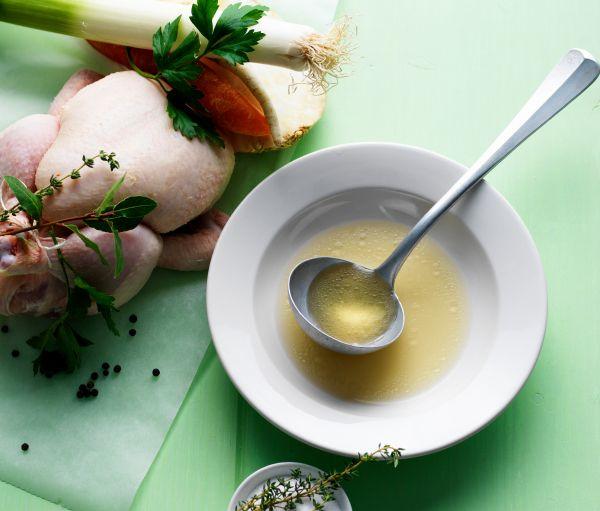 Kippensoep Candida Recept bij Verkoudheid en Griep