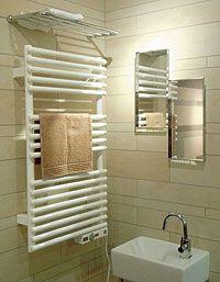 TSN/壁付けタオルウォーマー・脱衣所・洗面所