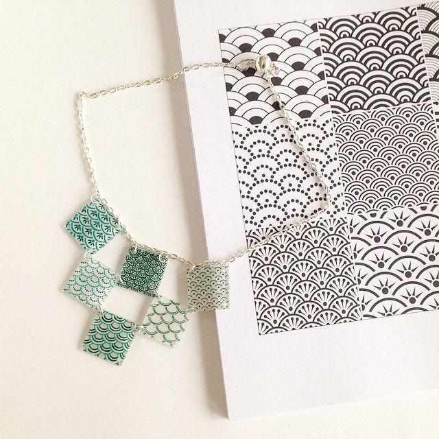 #plastique fou http://www.prima.fr/loisirs-creatifs/facile-pas-cher-des-bijoux-fait-main-en-plastique-fou/7955401/