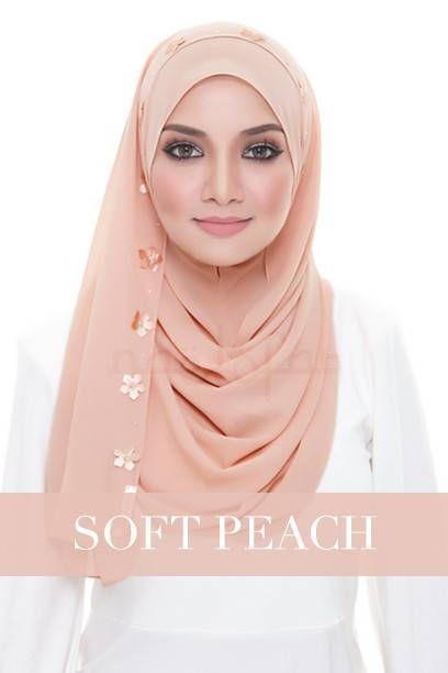 Instant shawl hijab tudung pashmina muslim scarf abaya jilbab