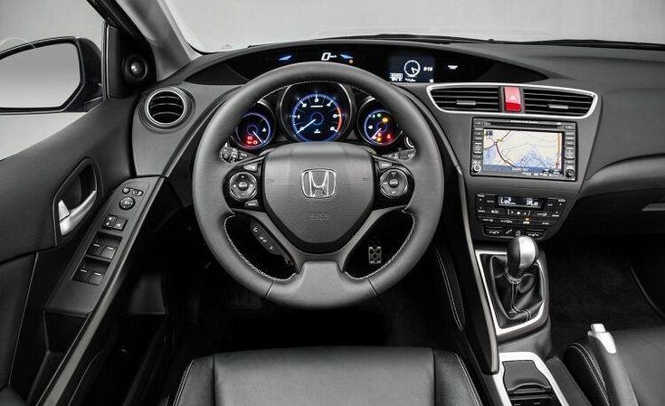 2016 Honda Civic SI #niterior