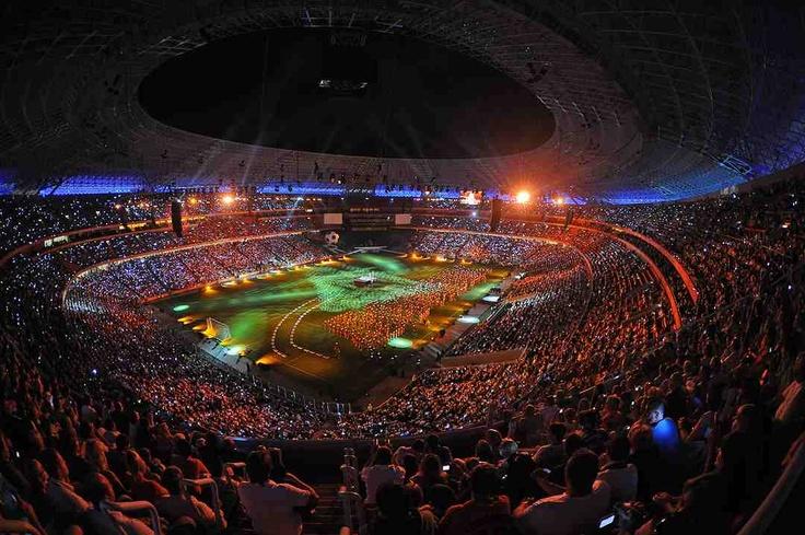 Donbass Arena, Donetsk, Ukraine