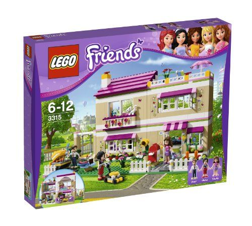 lego friends 3315 jeu de construction la villa your 1 source
