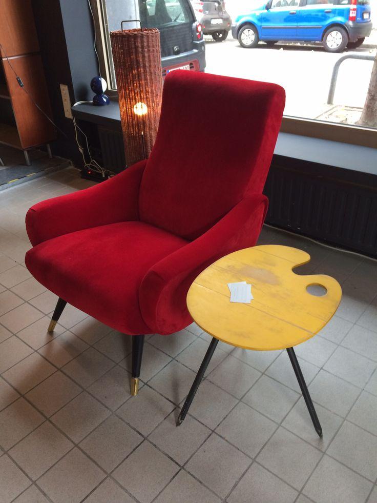italiaanse stoel, jaren 50, 1100 EUR