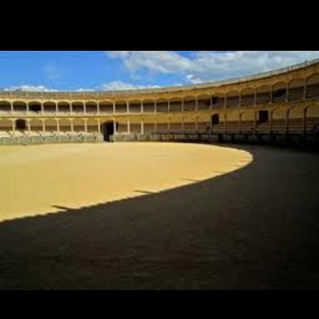 Bullfighting ring, Jerez Spain