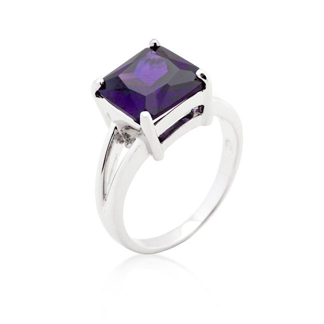 Amethyst Gypsy Ring