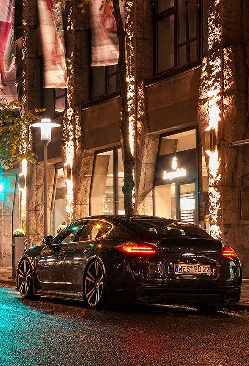 Porsche Panamera.  My dream car.  Sporty but practical (to an extent)