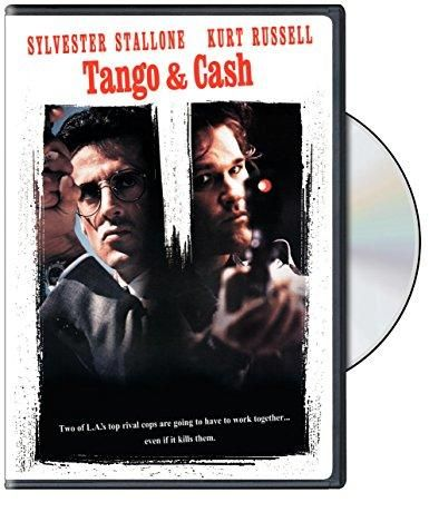 Tango & Cash Sylvester Stallone, Kurt Russell, Teri Hatcher, Jack Palance, Brion James, James Hong, Marc Alaimo, Philip Tan, Michael J. Pollard