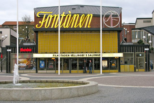 Vällingby Cinema, Stockholm