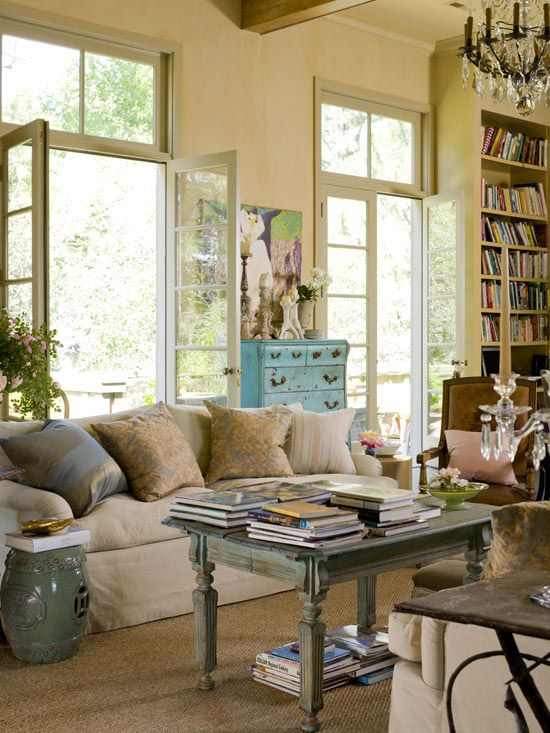 Makes me want to curl up with a good book!