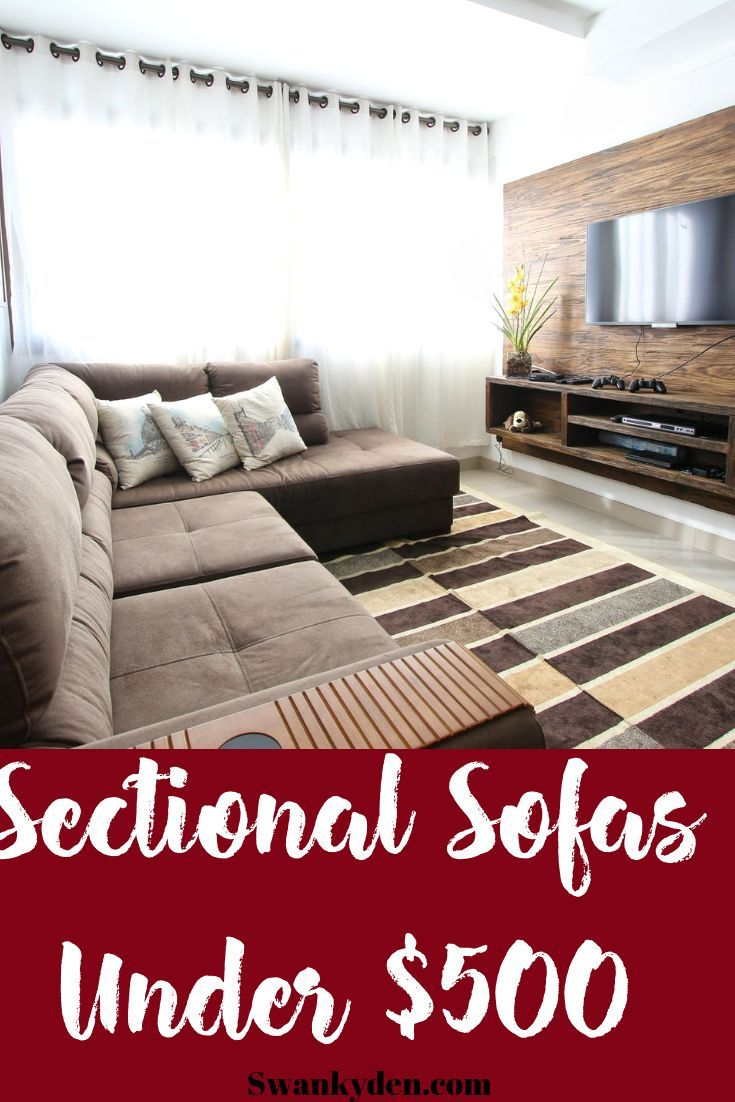 Best Cheap Sectional Sofas Under 500 Tufted Sectional Sofa