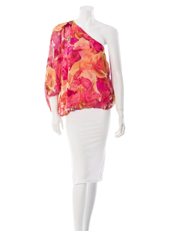 Alice + Olivia Blouse w/ Tags for $75.00 hmm?? really considering this...thoughts?!