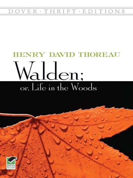 an analysis of the life and work of henry david thoreau an american transcendentalist Henry david thoreau (1817–1862) was an american philosopher, poet, and environmental scientist whose major work, walden, draws upon each of these identities in meditating on the concrete problems of living in the world as a human being he sought to revive a conception of philosophy as a way of.