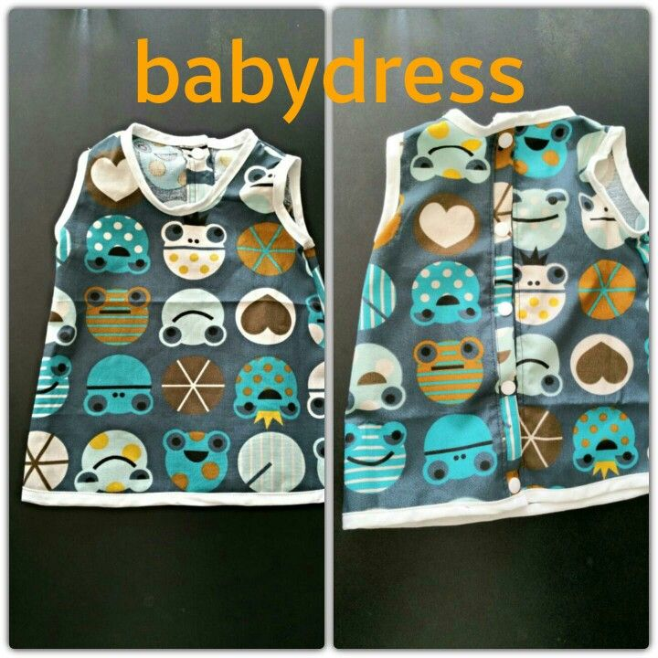 Babydress 60's