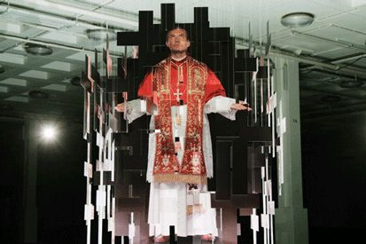 A Look at Michael Murphy's Multi-Faceted Installation for the Upcoming HBO and Sky Atlantic UK Series 'Young Pope'