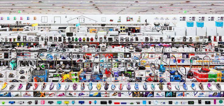 Andreas Gursky, The best of times - L'Œil de la photographie