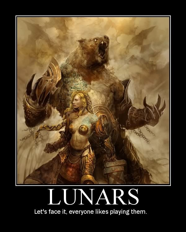 exalted rpg | Exalted (De)motivational Posters - Exalted - White Wolf - White Wolf ...