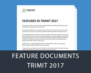 TRIMIT 2017 feature documents are available for download. Request a demo to see and try TRIMIT. Partners can request Demo Sites via the TRIMIT Partner Portal.