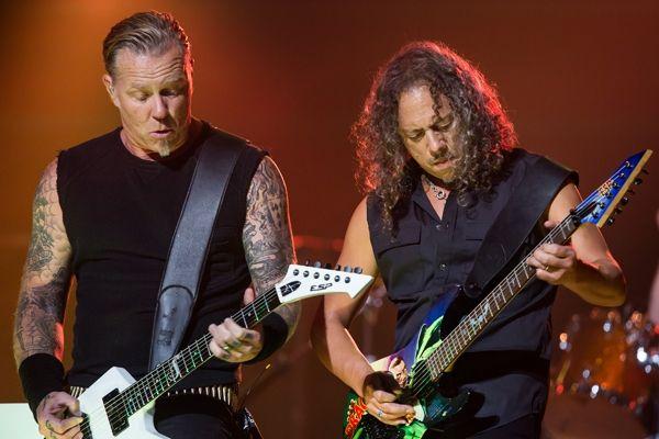 #Metallica Has 'Enough Material' for New Album