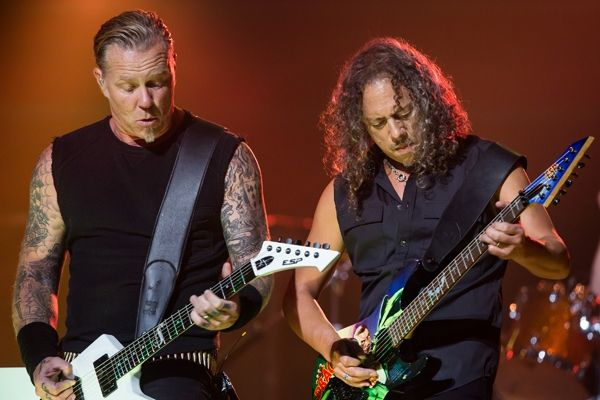 #Metallica Has 'Enough Material' for New Album