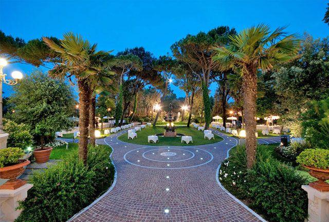 Grand Hotel Rimini, Italy