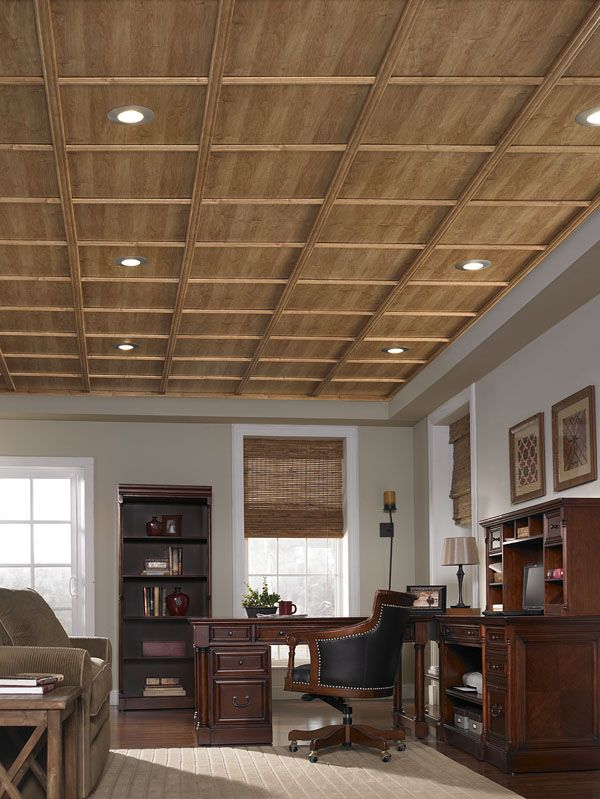 Ceiling Max And Ceiling Link Are Drop Ceiling Alternatives That Screw  Directly Into The Floor Joists