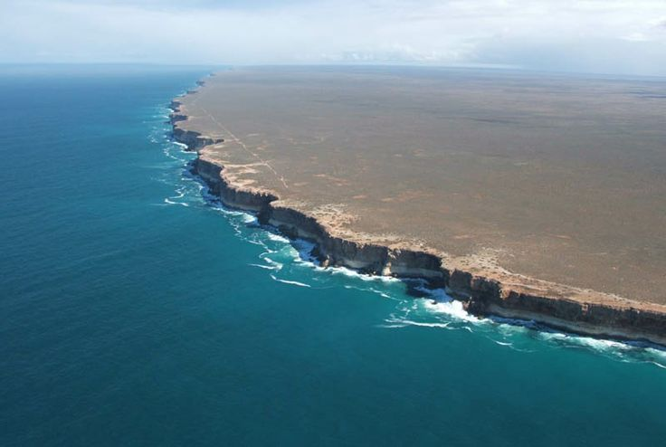 The Edge of Earth – Bunda Cliffs of Australia