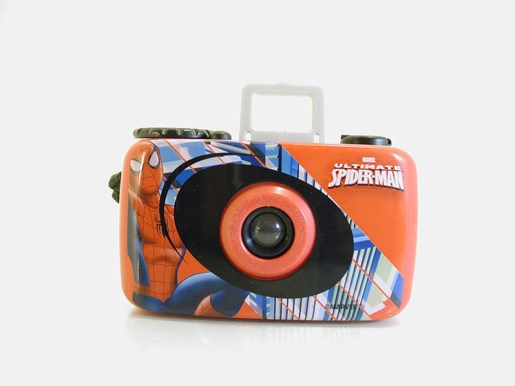 Ultimate Spider-Man Toy 35mm Film Camera Novelty Marvel Comics Spiderman #UnbrandedGeneric   - SOLD - Other items FOR SALE HERE -->  http://www.ebay.com/sch/pealfaro/m.html?_nkw=&_armrs=1&_ipg=&_from=