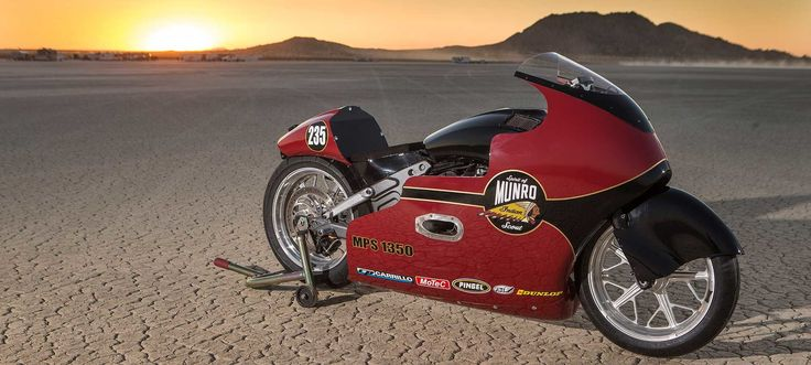 Indian Motorcycle Returns to Bonneville and Land Speed Racing to honor Burt Munro | Cycle World