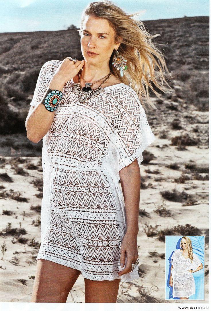 OK! Magazine May Ethnic Mosaic Bracelet Bangle Multi http://www.konplott.com/shop/specials/ethnicmosaic