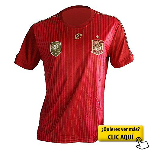 Camiseta Selección Española Original (L) #futbol #españa