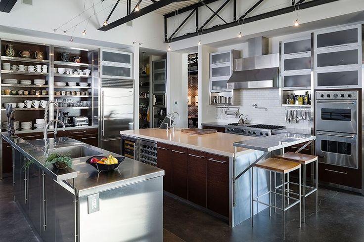 17 Best Images About Modern Design Kitchen Two Islands On Pinterest Design Firms
