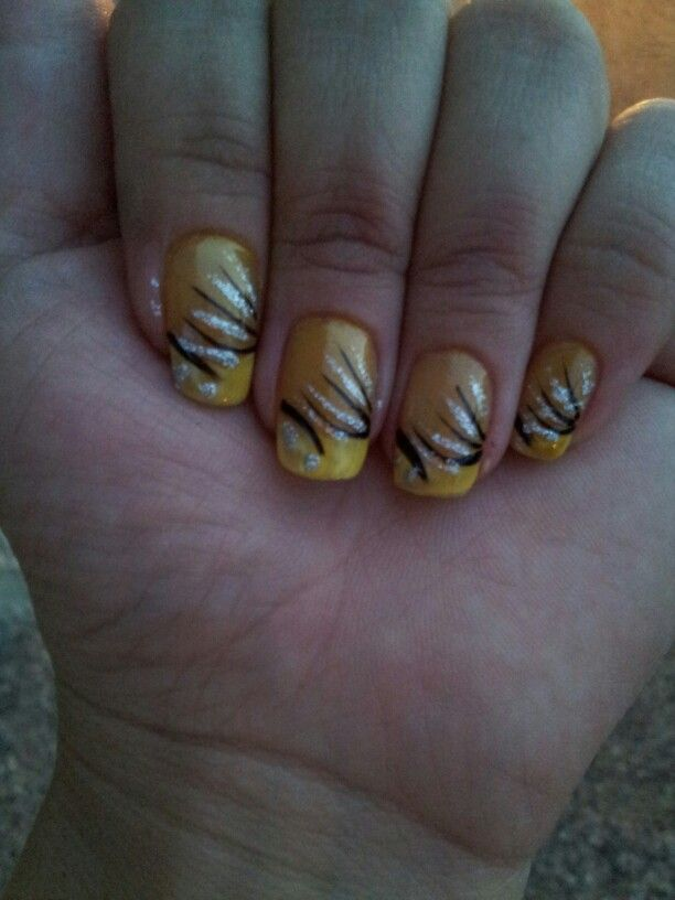 Yellow Toenails And Diabetes: 33 Best Nails By Me Images On Pinterest